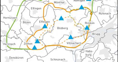 Atommüllendlager Bözberg